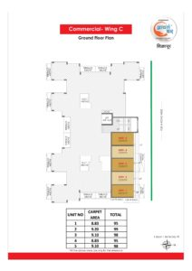 Ground Floor Plan- C Building